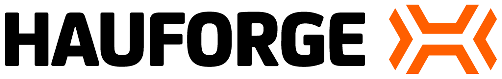 logo chữ h hauforge
