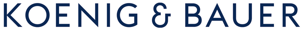 logo chữ K koenig and bauer