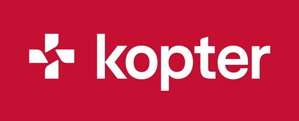logo chữ k kopter