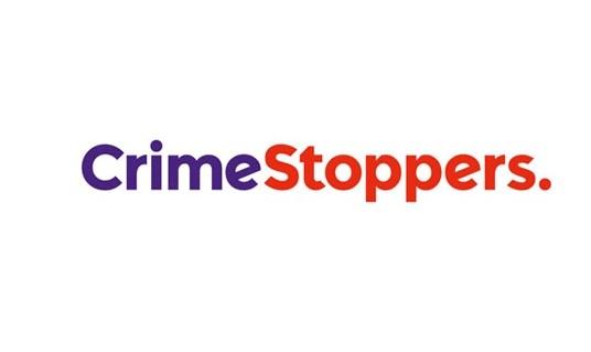 logo chữ không chân crimestoppers