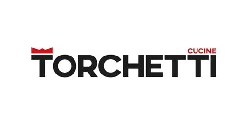 logo chữ không chân Torchetti