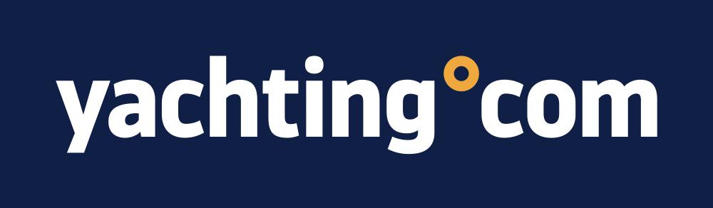 logo chữ không chân yachting