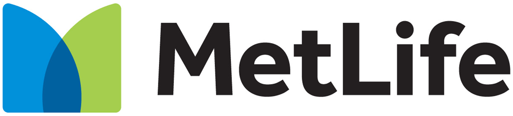 logo chữ m metlife