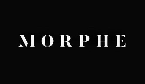 logo chữ m morphe