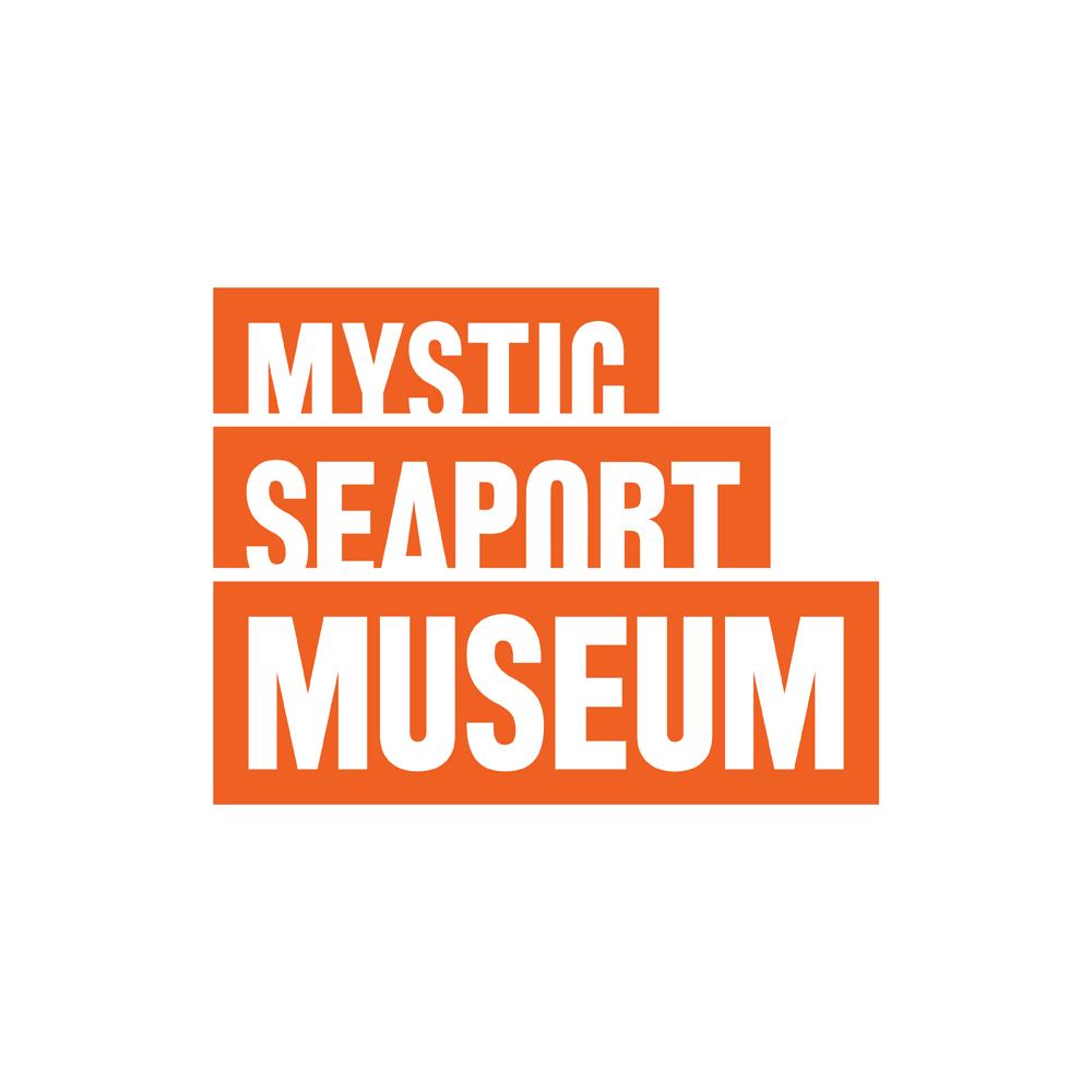 logo chữ m mystic seaport museum
