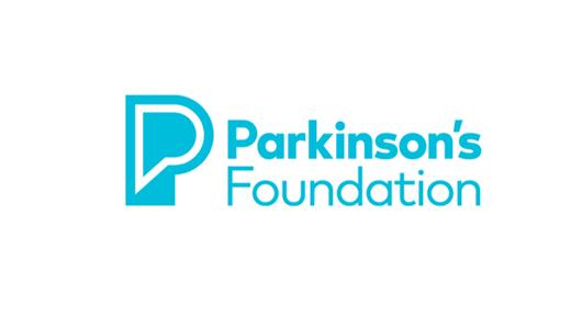 logo chữ p parkinsons