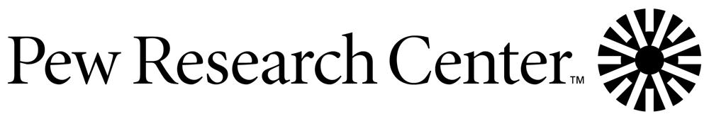 logo chữ p pew research