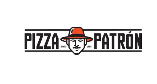 logo chữ p pizza patron
