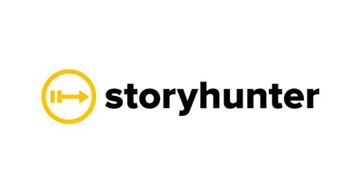 logo chữ s storyhunter