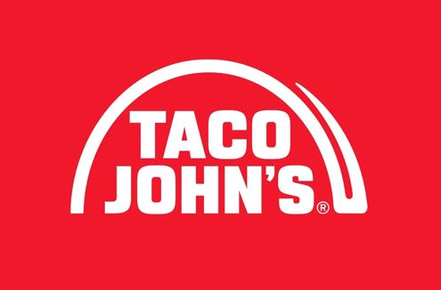logo chữ t taco johns