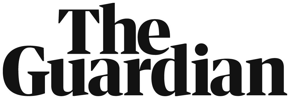 logo chữ the guardian