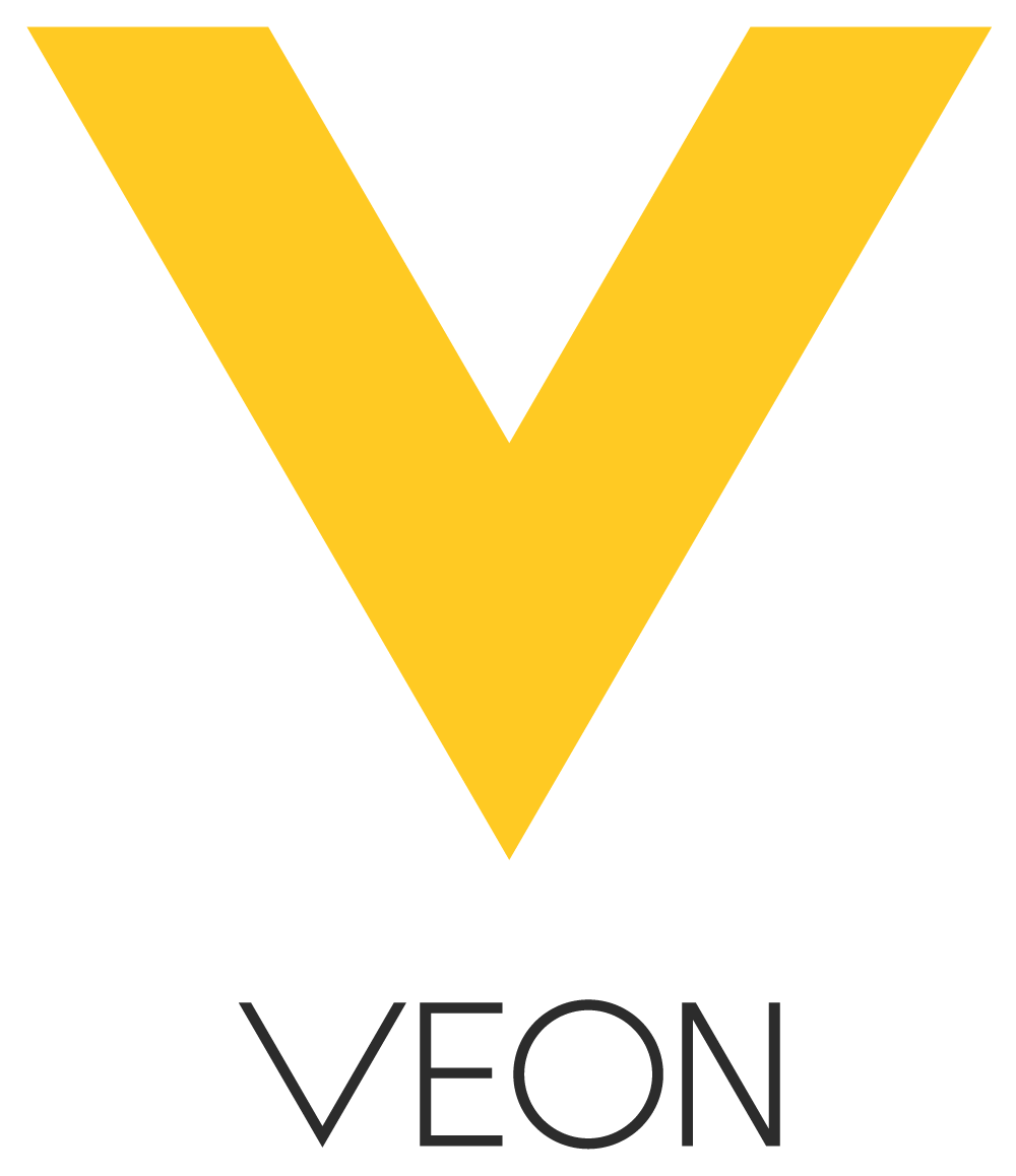 logo chữ v veon