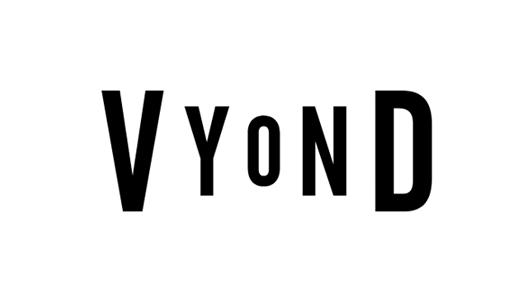 logo chữ v vyond