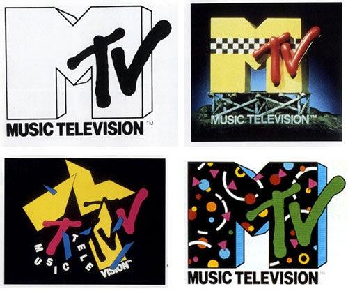logo của MTV