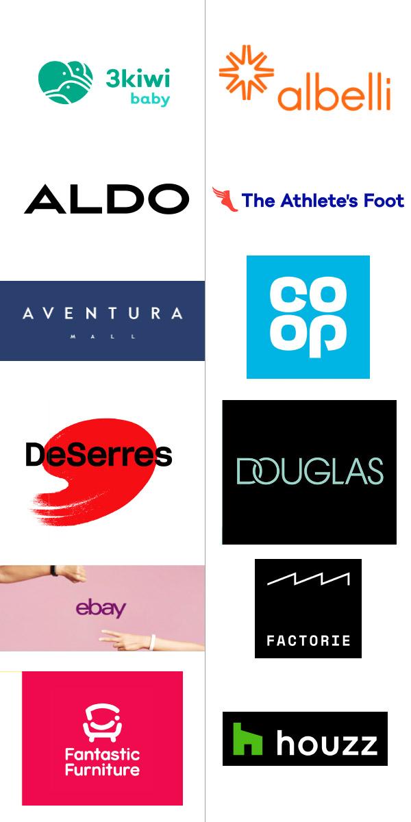 logo đẹp ngành bán lẻ