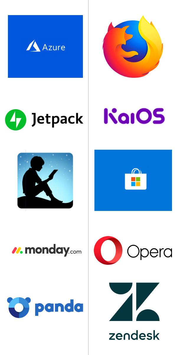 logo đẹp ngành phần mềm