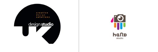 logo đẹp ngành thiết kế 5
