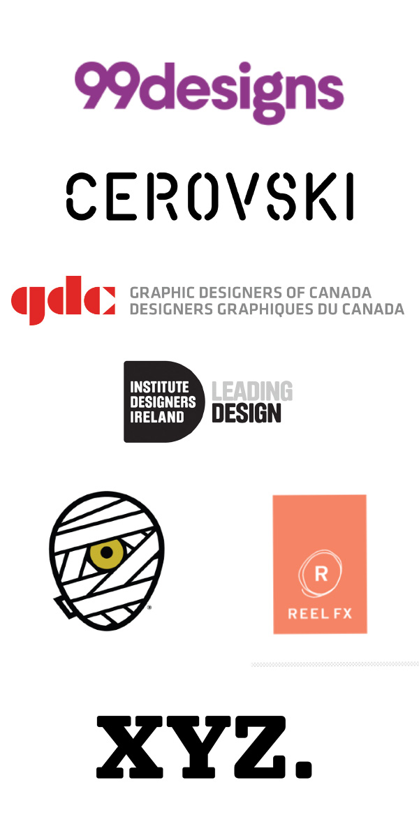logo đẹp ngành thiết kế