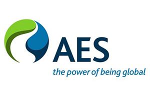 logo điện lực AES
