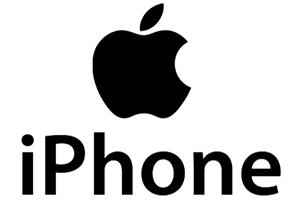 logo điện thoại iPhone