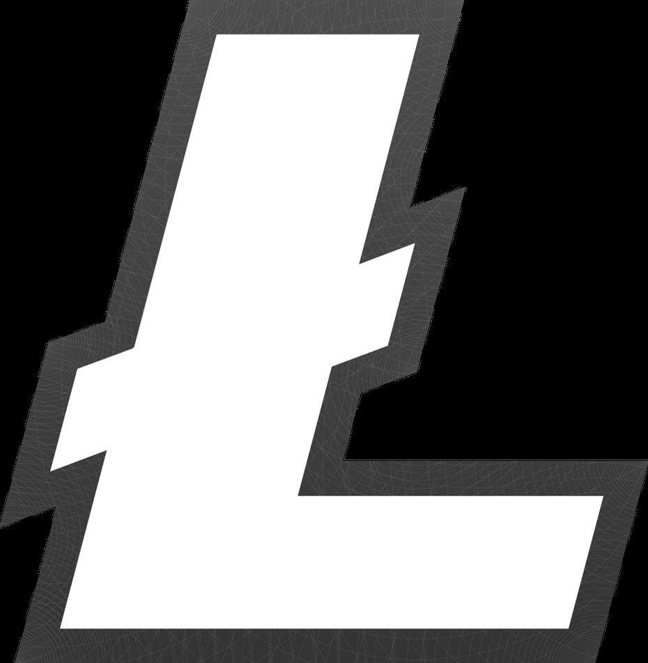 logo đồng tiền ảo lite coin