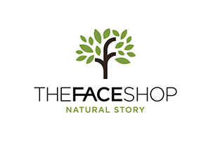 logo mỹ phẩm The Face Shop