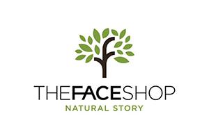 logo mỹ phẩm The Face Shop