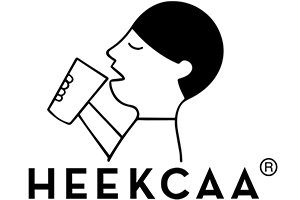 Logo trà sữa Heekcaa