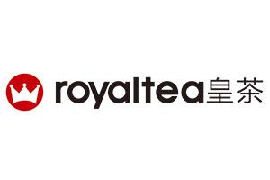 Logo trà sữa Royal Tea