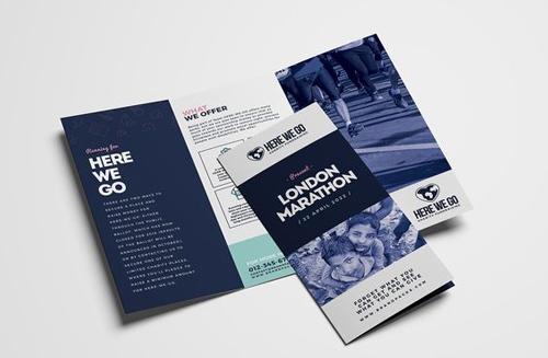 mẫu brochure đẹp 4