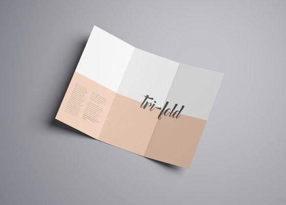 mẫu in brochure đẹp 2