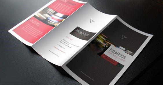 mẫu in brochure đẹp 7