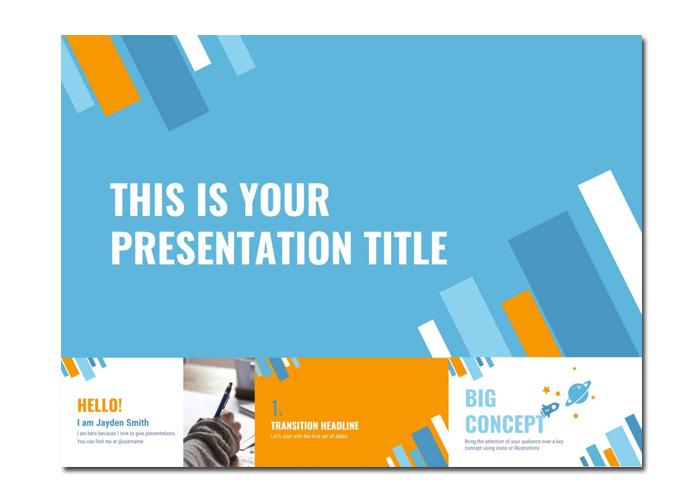 mẫu slide powerpoint đẹp miễn phí 10