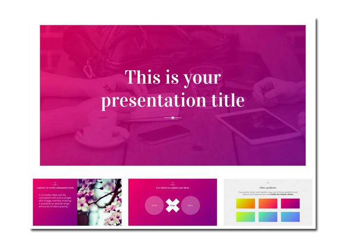 mẫu slide powerpoint đẹp miễn phí 11