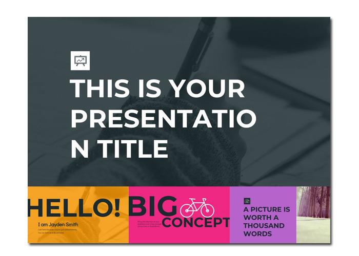 mẫu slide powerpoint đẹp miễn phí 16