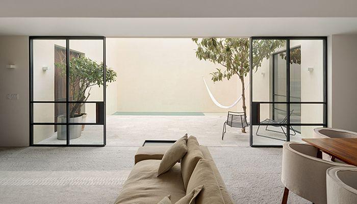 mẫu thiết kế nhà đẹp Casa La Quinta 1