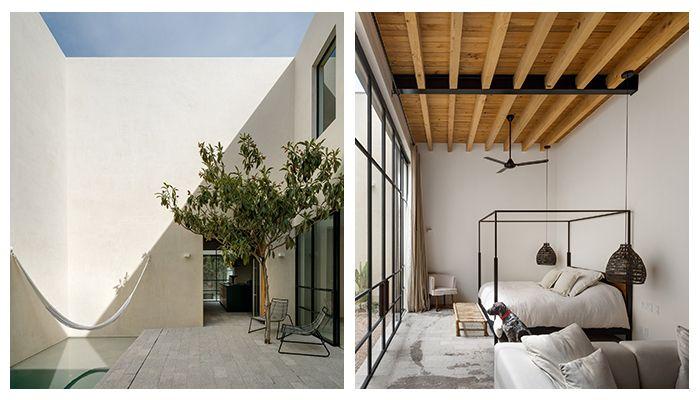 mẫu thiết kế nhà đẹp Casa La Quinta 2