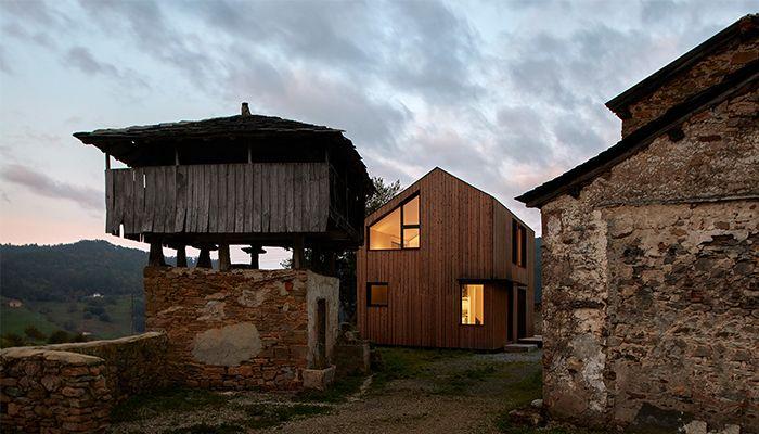 mẫu thiết kế nhà đẹp Casa Montana 1