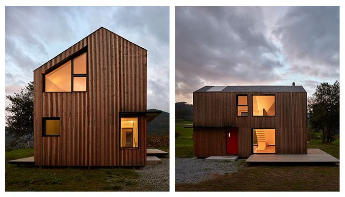mẫu thiết kế nhà đẹp Casa Montana 2