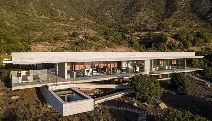 mẫu thiết kế nhà đẹp H House 1