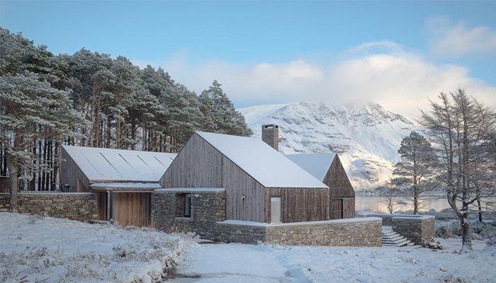 mẫu thiết kế nhà đẹp Lochside House 1