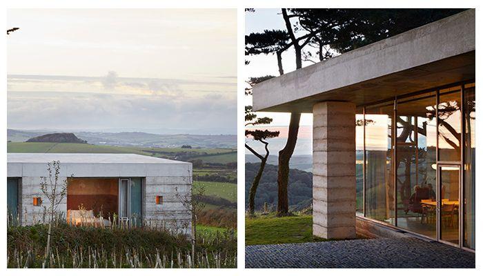 mẫu thiết kế nhà đẹp Secular Retreat 2
