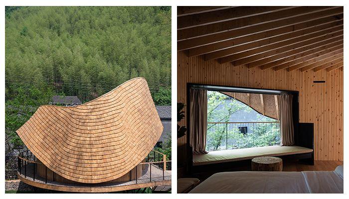 mẫu thiết kế nhà đẹp Treewow Retreat 2