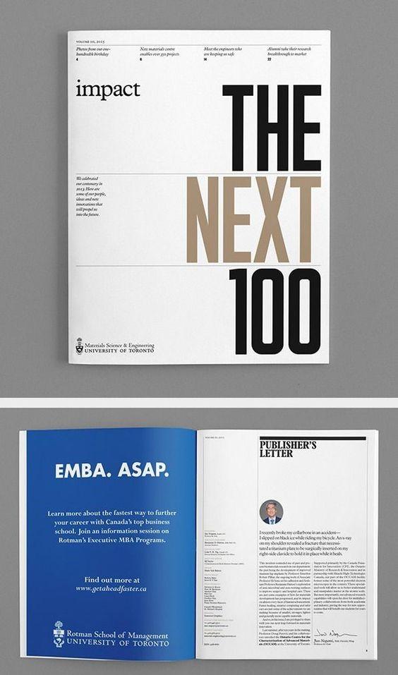 mẹo thiết kế brochure phục vụ in ấn