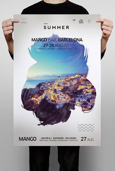 mục đích của Poster in ấn