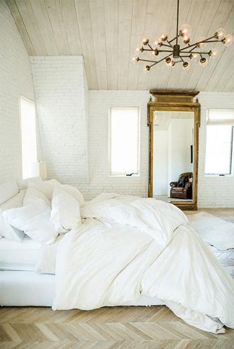 phá cách trong thiết kế phòng ngủ