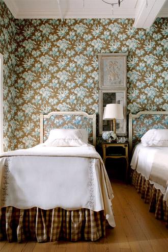 pha trộn màu sắc mới lạ trong thiết kế nội thất phòng ngủ
