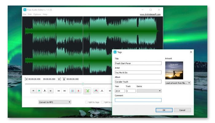phần mềm cắt nhạc online free audio editor