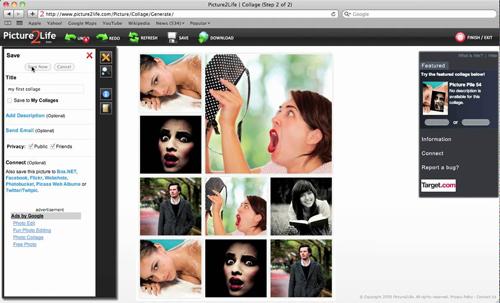 phần mềm chỉnh sửa ảnh Picture2life