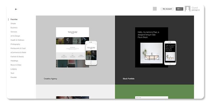 phần mềm tạo và làm website IM Creator